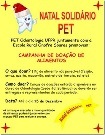 natal solidário pet